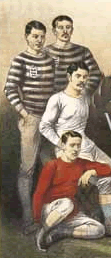 famous victorian footballers 1881