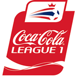 coca cola league one logo